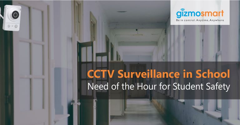 CCTV Surveillance in School
