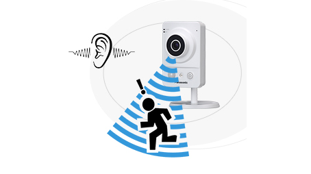 Motion & Audio Detection