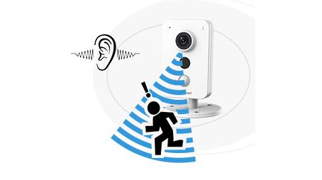 Motion & Audio Detection